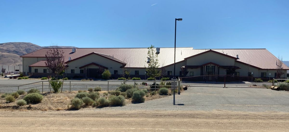 High Desert Equine Center