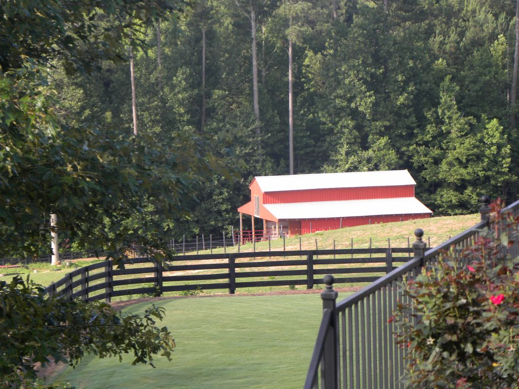 TNT Horse Farm Waleska Ga North of Canton