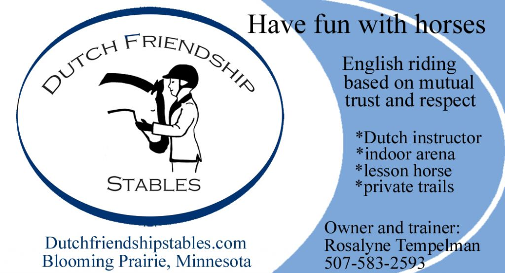 Dutch Friendship Stables LLC