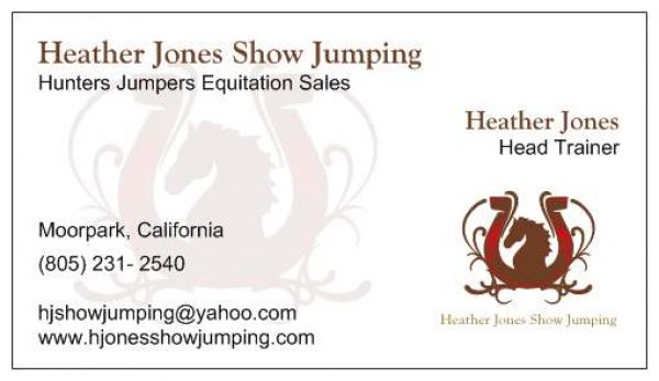 Heather Jones Training Stables