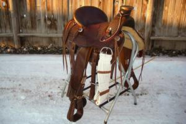 Wyoming Saddle N Cowboy Crafts Of Utah