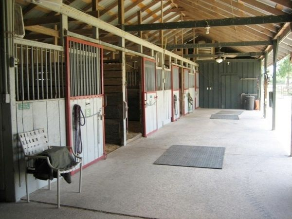 Vinson Equestrian Center