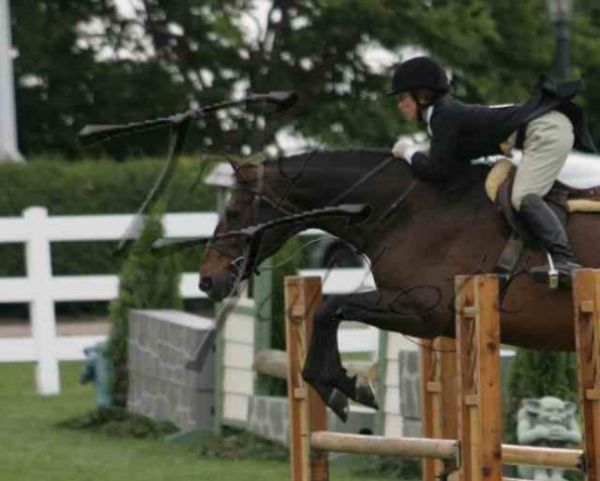 Claire Affleck Training at Skaneateles Equestrian