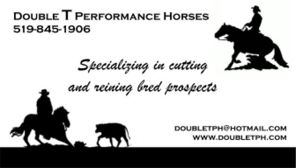 Double T Performance Horses