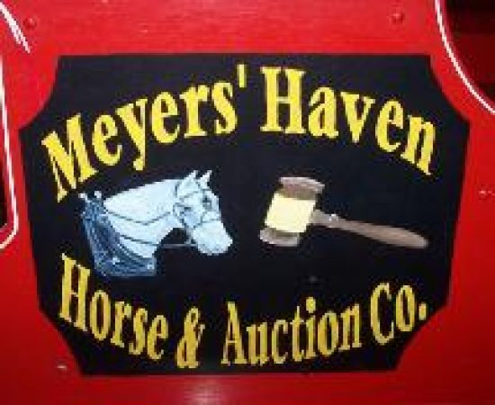 Meyers' Haven Horse and Auction Co.