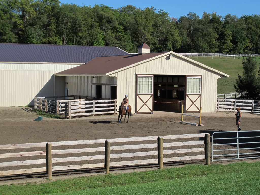 Maple Leaf Equestrian Centre