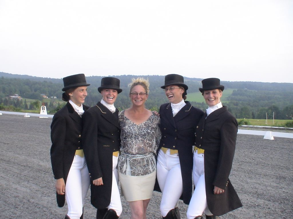 Poulsen Dressage LLC and East Hill Farm