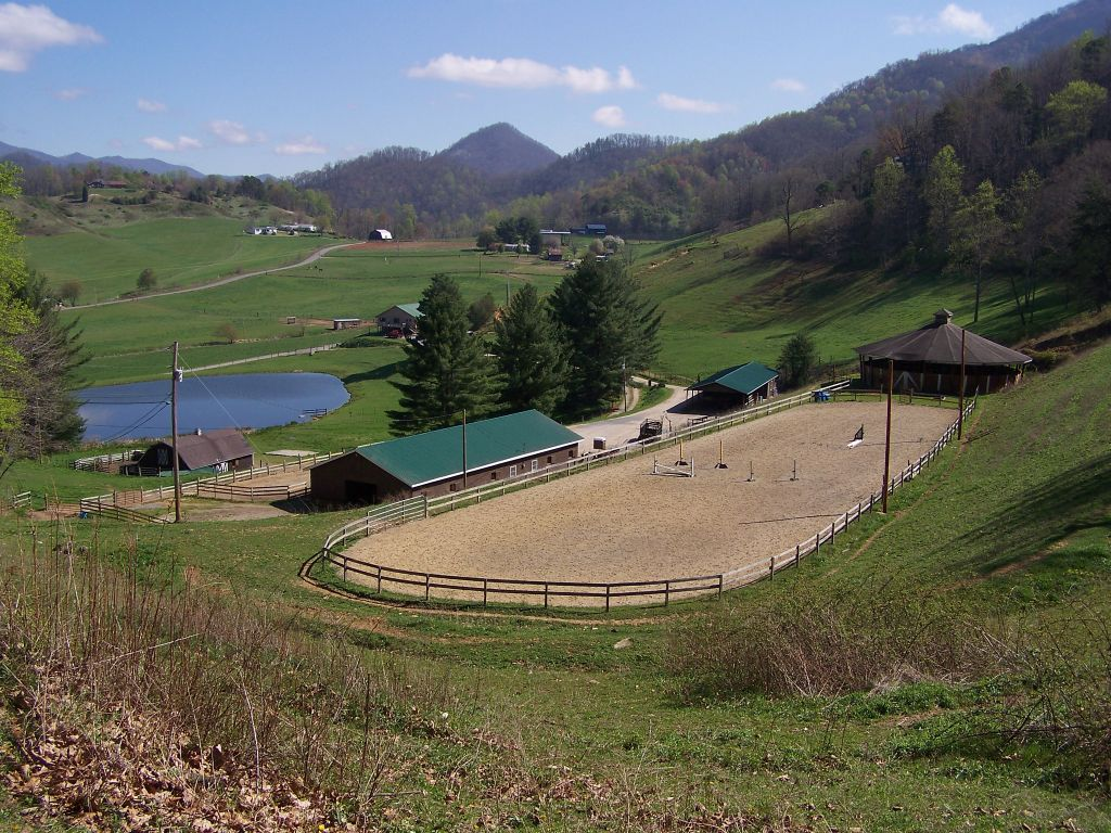 hyder mountain horse farm