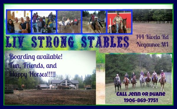 Liv Strong Stables