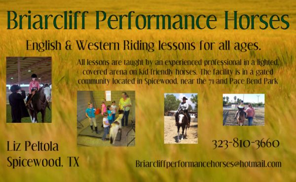 Briarcliff Performance Horses