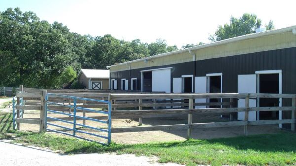 The Next Generation Equestrian Center