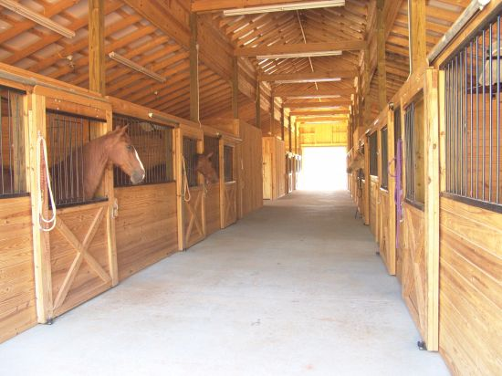 The Stables at Apalachee