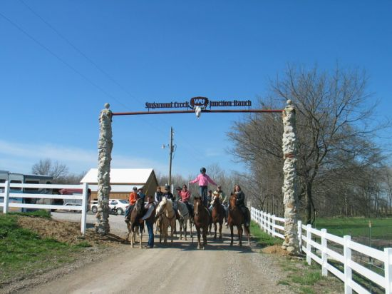 SUGARMUD CREEK RANCH INDYLAFAYETTE