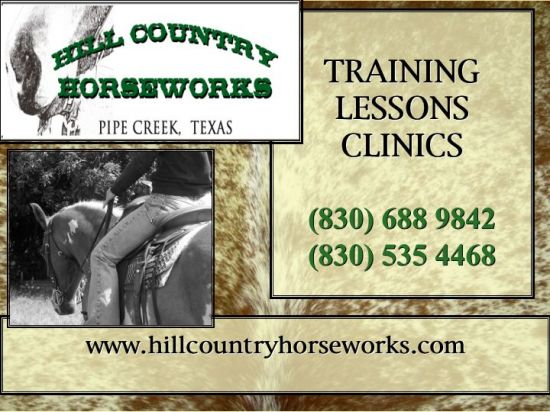 Hill Country Horseworks