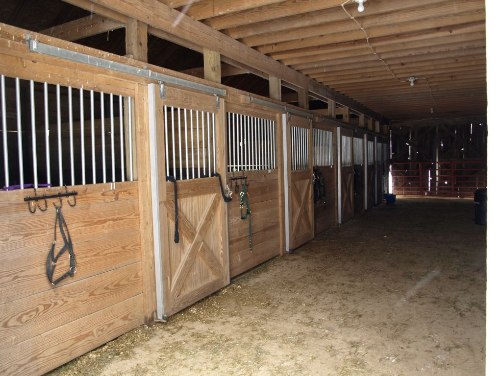 Troutwine Stables