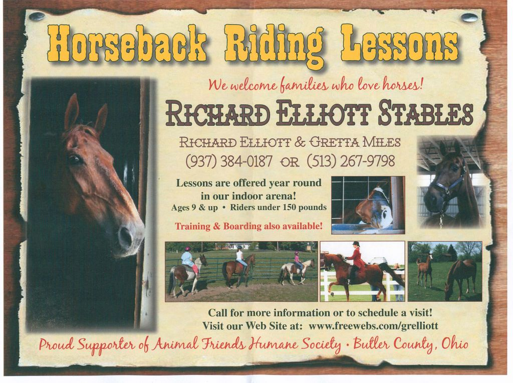 Richard Elliott Stables