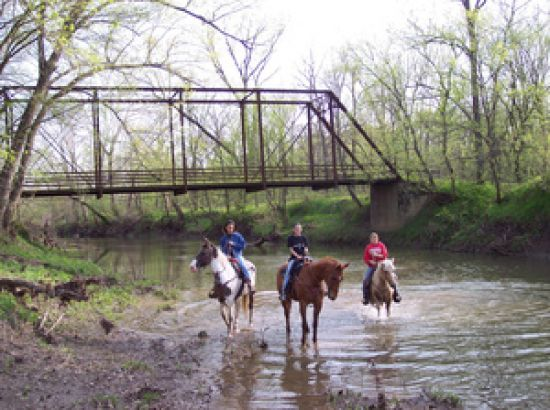 Show-Me Trail Ride Outfitter