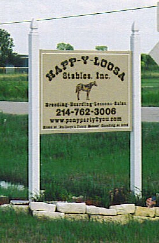 Happ-Y-loosa Stables, Inc.