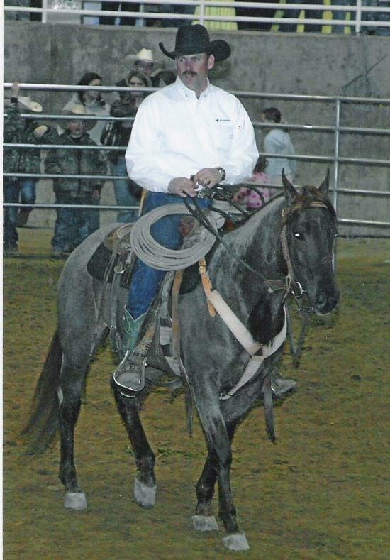 Shamus Haws Horsemanship and Colt Starting Clinics
