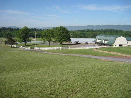Chocolate Creek Stables